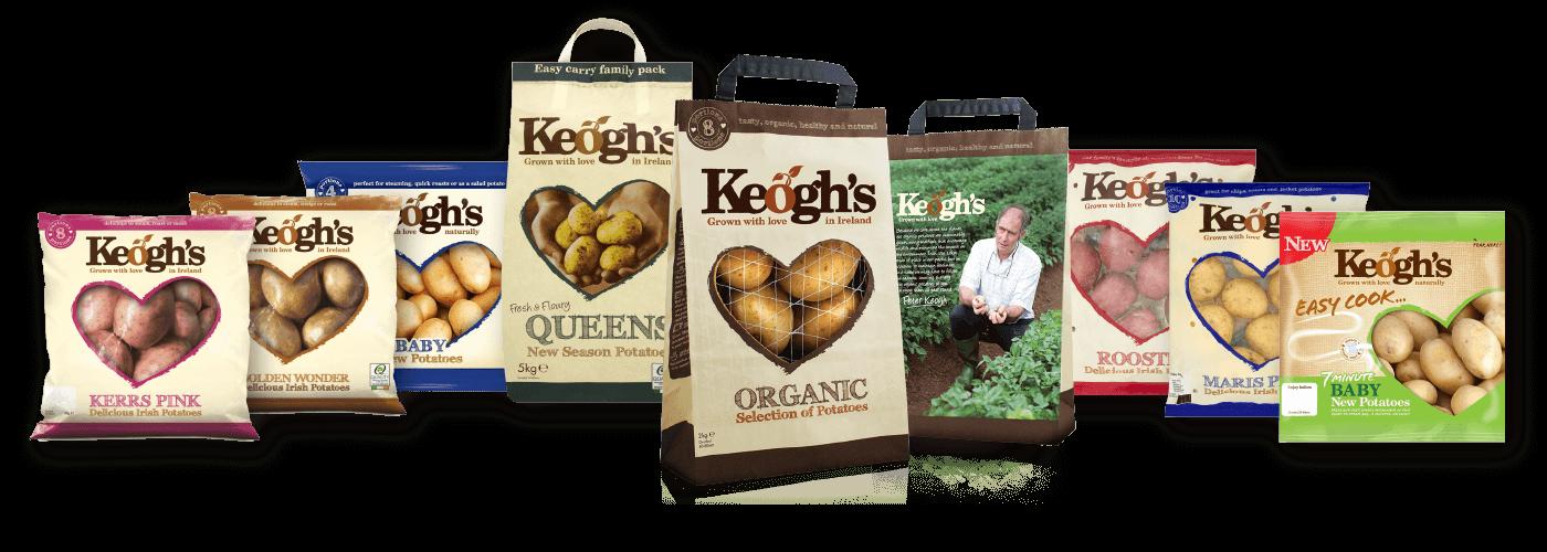 Keogh's   Potato   Irish Potatoes