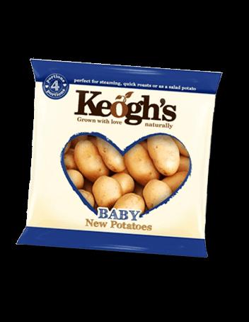 Baby Potatoes | Keogh's | Irish Potatoes