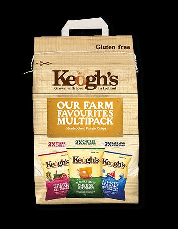 Keogh's Multipack | Keogh's Crisps | keogh's