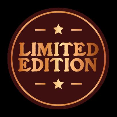 Limited editions crisps